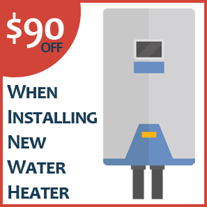 water heater offer